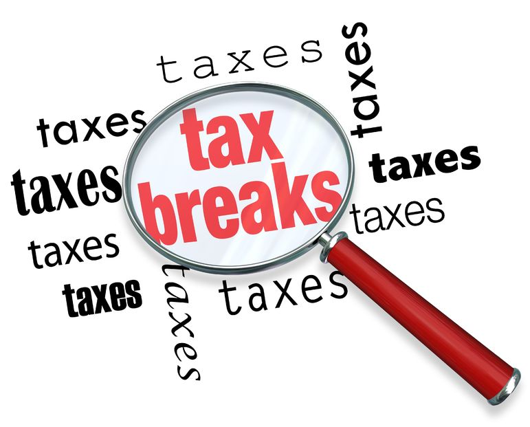 Tax Breaks Magnifier